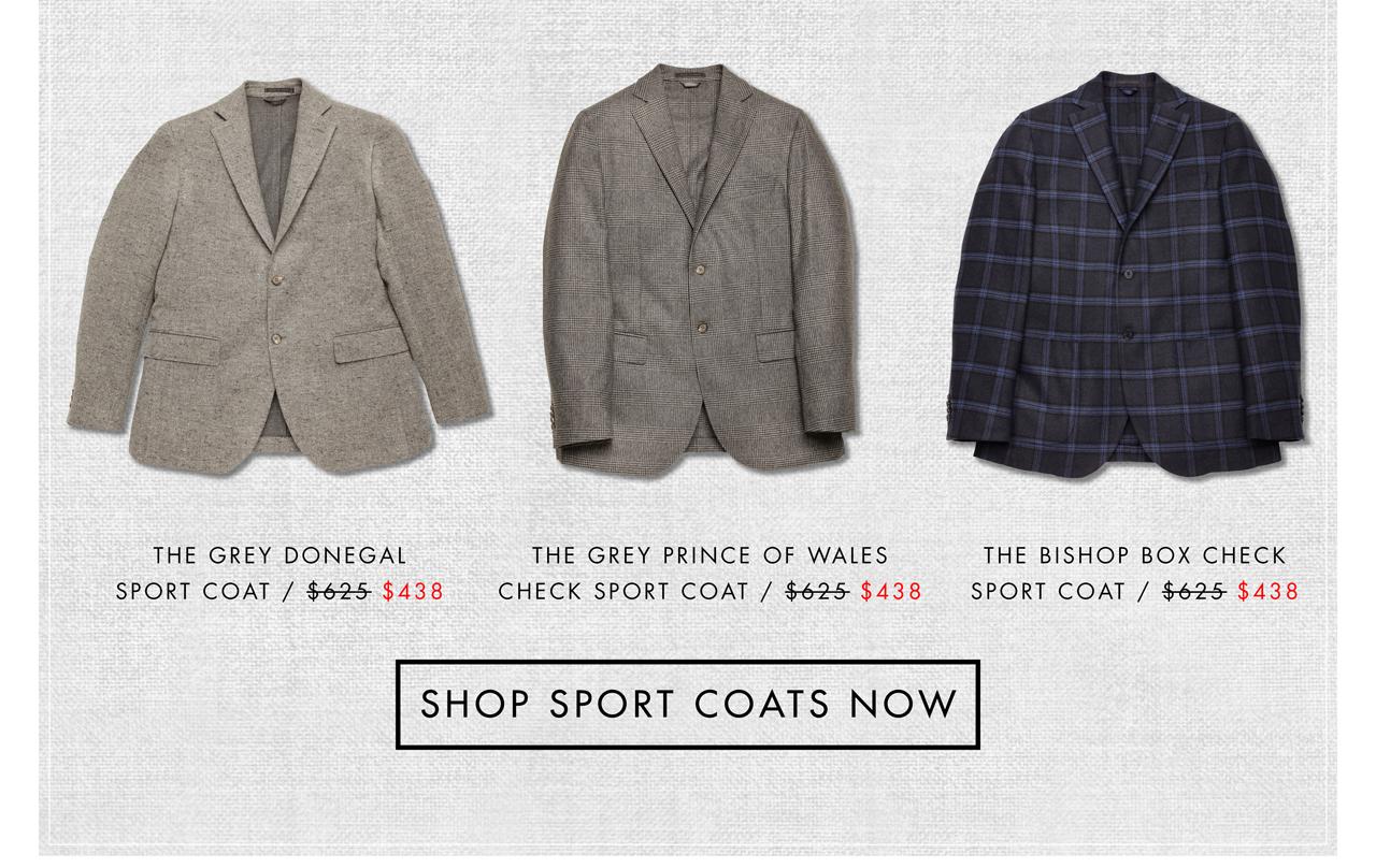 Shop Sale Sport Coats