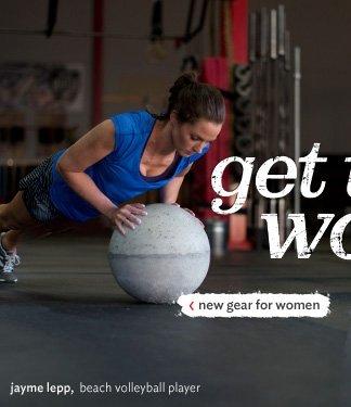 new gear for women