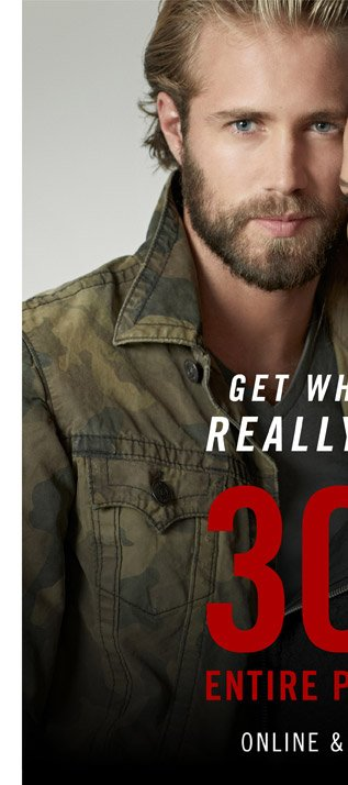 Get What You Really Want - Shop Mens