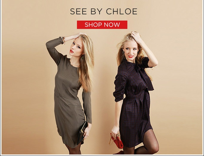 See By Chloe. Shop Now