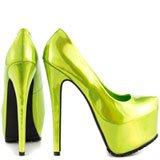 Vixen - Green Irridescent