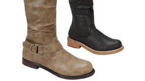 Boot Trend: Neutral Hues