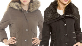 Designer Coats from $49.99