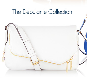 Debutante Messenger Bag