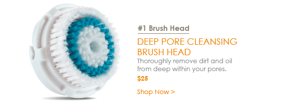 #1 Brush Head - Deep Pore Brush Head