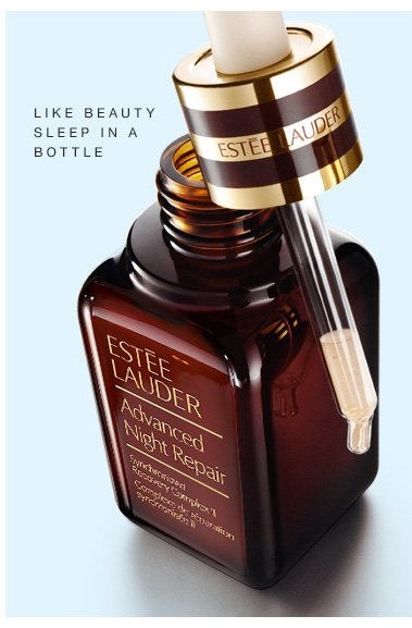Beauty sleep in a bottle.