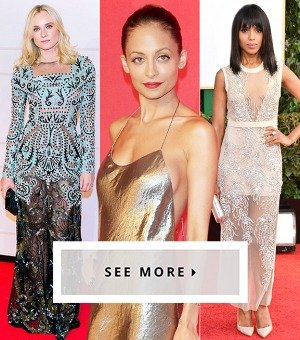 The Best Dressed Celebrities of 2013. See Who Made The Cut