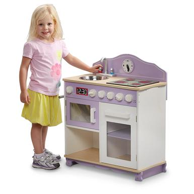 My Little Play Kitchen