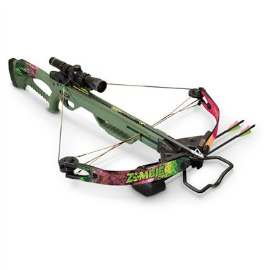 Horton® Zombie RIP 160 Crossbow Kit