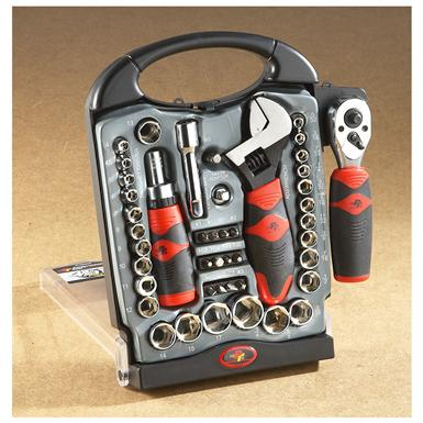 45-Pc. Stubby Tool Set