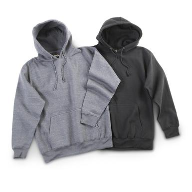 2-Pk. of Guide Gear® Hooded Sweatshirts