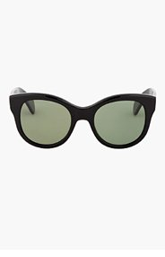 OLIVER PEOPLES Black JACEY sunglasses for women