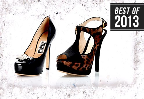 Best of 2013: Shoes ft. YSL, Vivienne Westwood Anglomania, Chloe & More