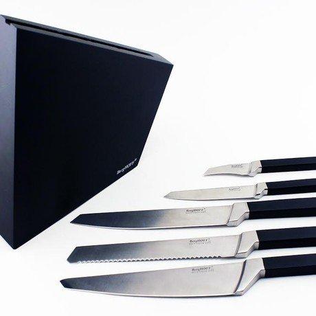 Cubo Knife Block // 6 Pieces