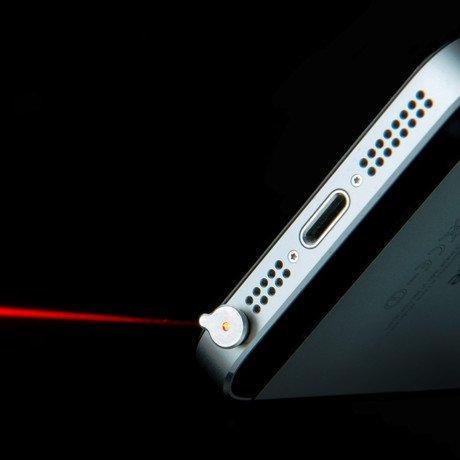iPin iPhone-powered Laser Presenter