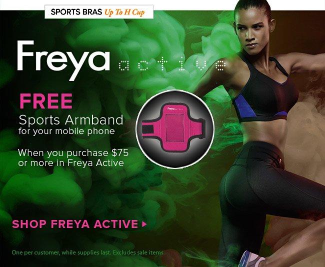 Freya Active at HerRoom