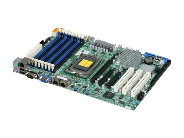 SUPERMICRO MBD-H8SGL-F-O ATX Server Motherboard