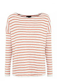 Cotton jumper, Was £135 Now £67 Vince