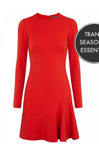 Dress, Was £950 Now £475 Alexander McQueen