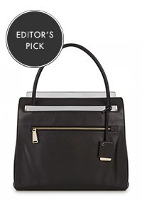 Leather tote, Was £1,335 Now £801 Jil Sander