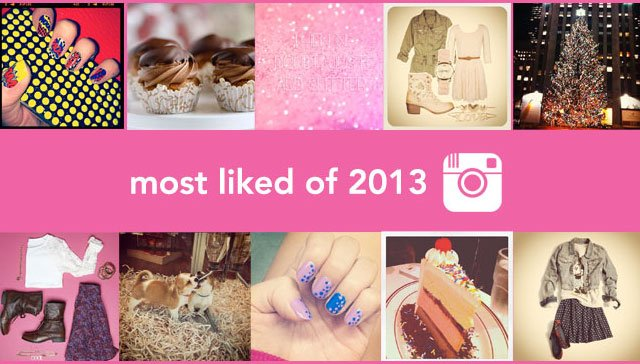 most liked 0f 2013