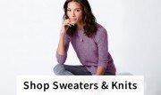 Shop Sweaters & Knits