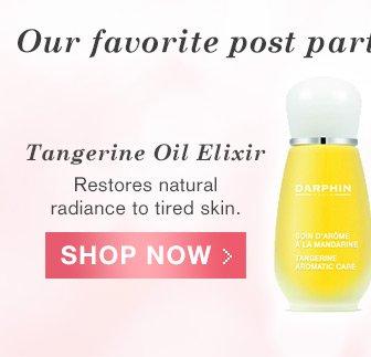Tangerine Oil Elixir