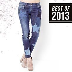 Best of 2013: Most Wanted Denim Styles for Her