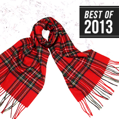 Best of 2013: Designer Scarves for Her