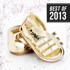 Best of 2013: Kids Shoes