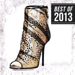 Best of 2013: Designer Heels by Fendi, Gucci, Celine, Manolo Blahnik & More