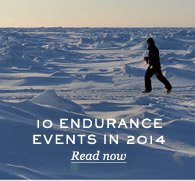 10 Endurance Events in 2014. Read now