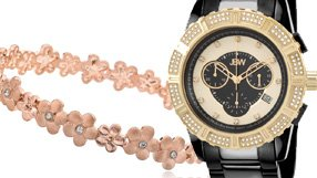 Bling in the New Year: Watches from $129.99