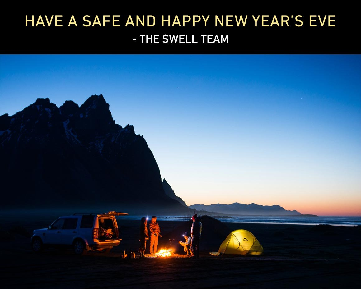 Happy Holidays From Your Friends at SWELL