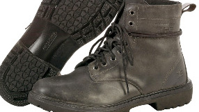 Men's Leather Oxford and Boots
