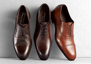 Up to 80% Off: Brown Dress Shoes