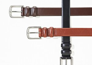 Starting at $29: Essential Belts