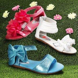 Lighter & Brighter: Kids' Sandals