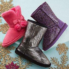 Fashion-Forward Feet: Girls' Boots