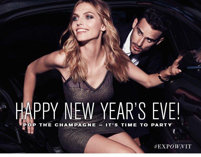 Happy New Year's Eve