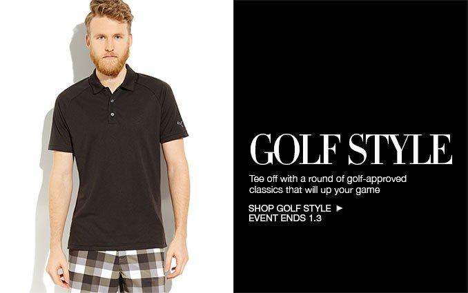 Shop Golf Style for Men