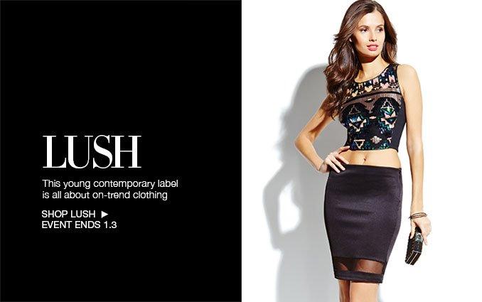 Shop Lush for Women