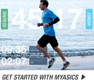 Get Started with MyASICS - Promo B