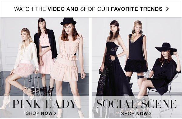 Shop our Favorite Trends