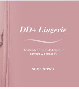 DD+ Lingerie