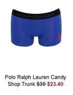 Polo Ralph Lauren Candy Shop Trunk was $39 now $23.40