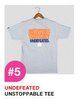 Undefeated Unstoppable Tee