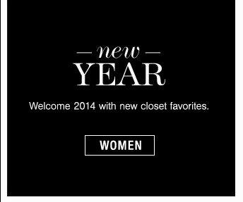 New Year - Women