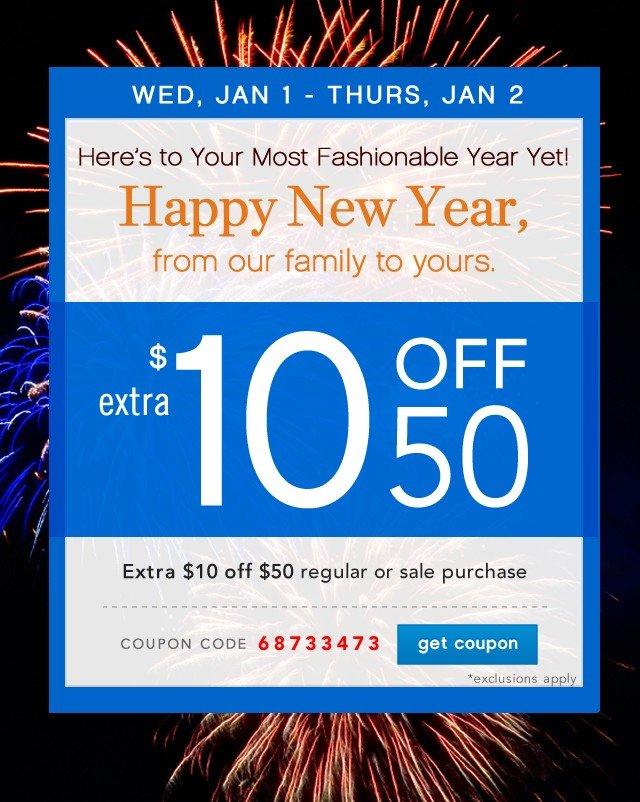 get coupon