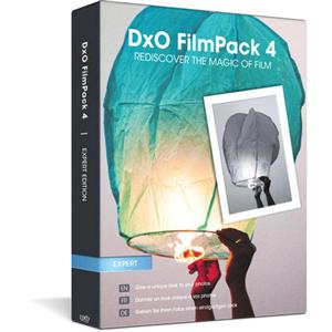 Adorama - DxO FilmPack 4 Expert Edition Image Processing Software